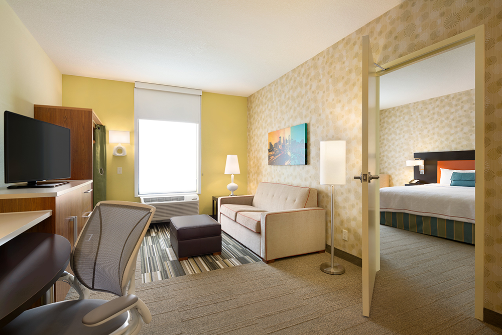 Home2 Suites by Hilton Minneapolis Bloomington – 1 King 1 Bedroom Suite – 1132744